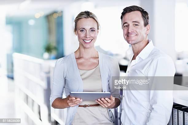 Unser business ist ein digitales Erfolgsgeschichte