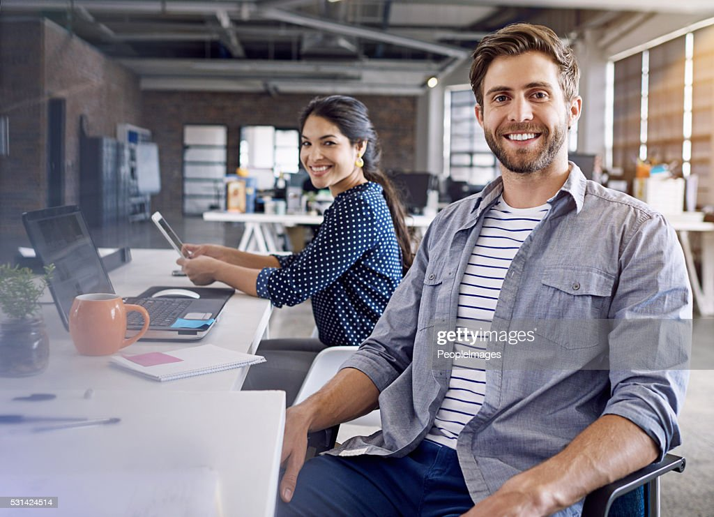Our designs are the best : Stock Photo