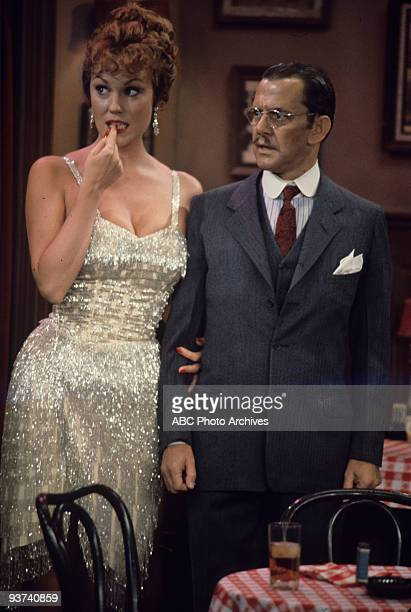 COUPLE Our Fathers 11/21/74 Barbara Rhoades Tony Randall