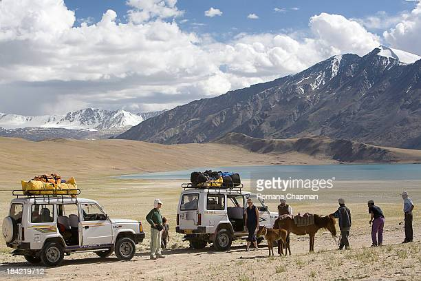 CONTENT] our group took a rest from driving to tso moriri out of leh this was a pretty place to stop and no sooner had we all got out of the cars we...