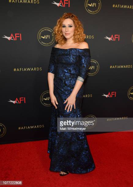 Our Lady J attends the 19th Annual AFI Awards at Four Seasons Hotel Los Angeles at Beverly Hills on January 4 2019 in Los Angeles California