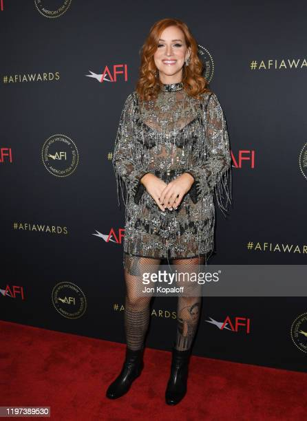 Our Lady J attends the 20th Annual AFI Awards at Four Seasons Hotel Los Angeles at Beverly Hills on January 03, 2020 in Los Angeles, California.