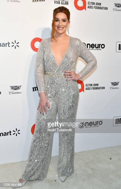 Our Lady J attends the 28th Annual Elton John AIDS Foundation Academy Awards Viewing Party Sponsored By IMDb And Neuro Drinks on February 09 2020 in...