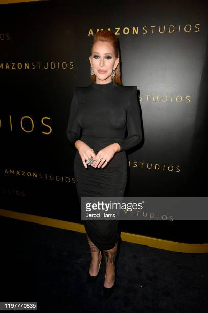 Our Lady J attends the Amazon Studios Golden Globes After Party at The Beverly Hilton Hotel on January 05, 2020 in Beverly Hills, California.