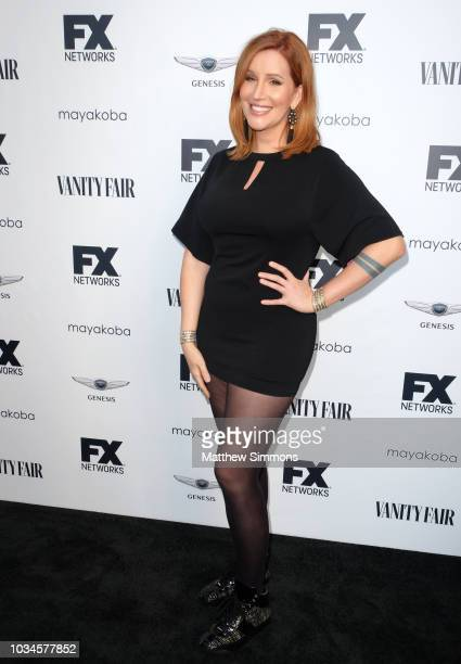 Our Lady J attends the FX And Vanity Fair Emmy Celebration at CRAFT LA on September 16 2018 in Los Angeles California