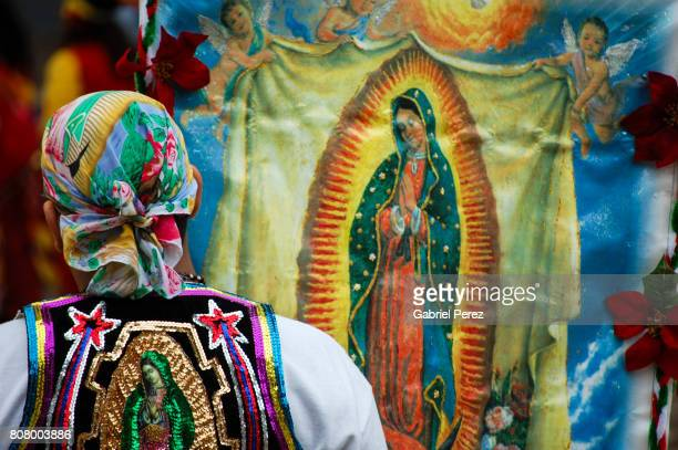 Our Lady of Guadalupe Worshipper