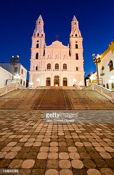 our lady of sorrows church - porto alegre stock pictures, royalty-free photos & images