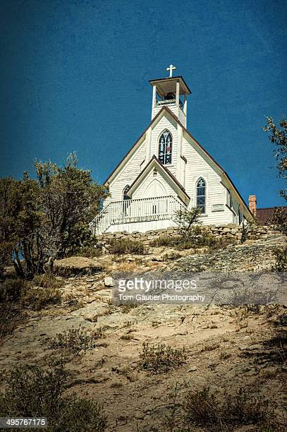 Our Lady of Tears Catholic Church in Silver City