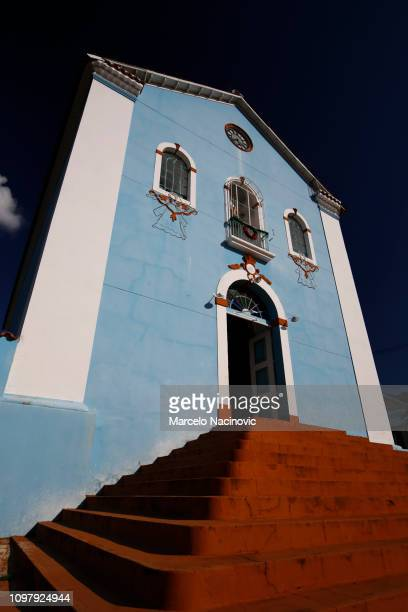 Our Lady Of The Rosary Church in Baependi, Minas Gerais , Brazil