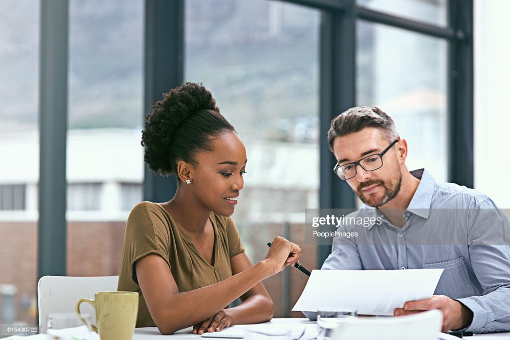 Our latest reports are looking positive : Stock Photo