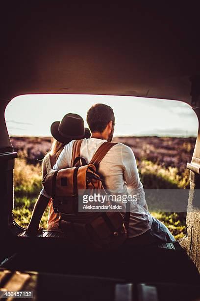 Unsere Liebe im Freien
