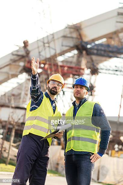 our project is the biggest investment so far - bridge built structure stock photos and pictures