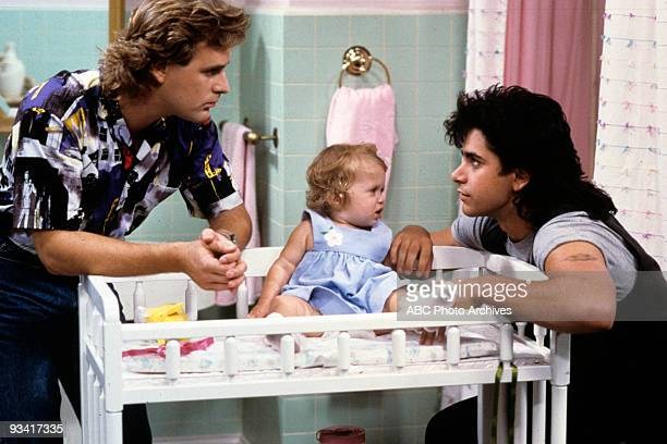 HOUSE 'Our Very First Promo' Season One 12/8/87 Joey and Jesse prepared Michelle for a promo made by Danny's TV station