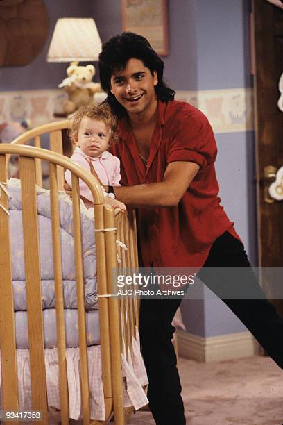 HOUSE 'Our Very First Show' Pilot Season One 9/22/87 Jesse moved in with his widowed brotherinlaw to help raise his three nieces Michelle Stephanie...