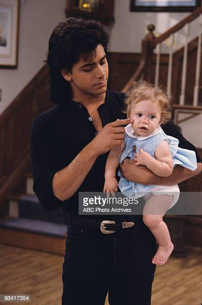 HOUSE 'Our Very First Show' Pilot Season One 9/22/87 Jesse moved in with his widowed brotherinlaw Danny to help care for his three nieces Michelle DJ...