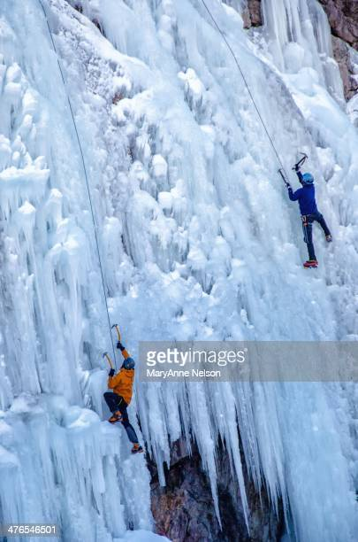 CONTENT] Ouray Colorado popular winter sport of ice climbing Each year there is a week long Ice Climbing Festival that involves competitions and fun