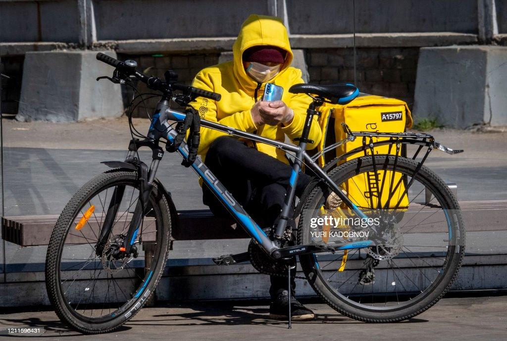 RUSSIA-VIRUS-HEALTH : News Photo