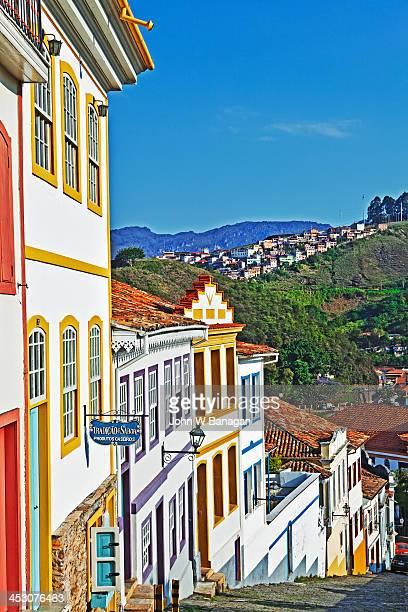 ouro preto, brazil - minas gerais state stock pictures, royalty-free photos & images