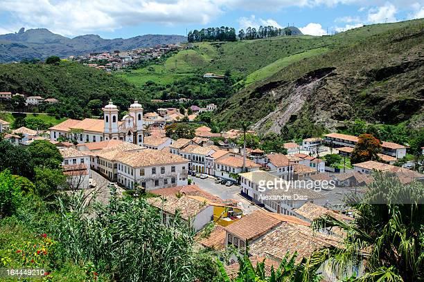 Ouro Preto e Igreja Matriz Nossa Senhora do Pilar
