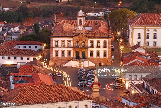 ouro preto historical town - preto stock pictures, royalty-free photos & images