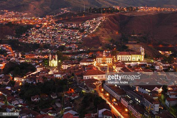 Ouro Preto historical town