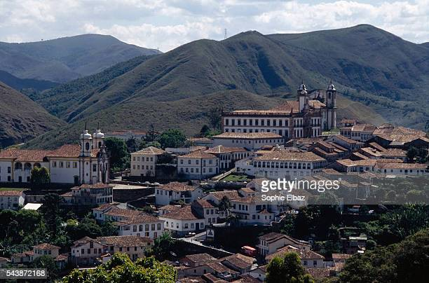 Ouro Preto known throughout the world for its baroque art and Portuguese architecture was formerly called 'Vila Rica' after being established by gold...