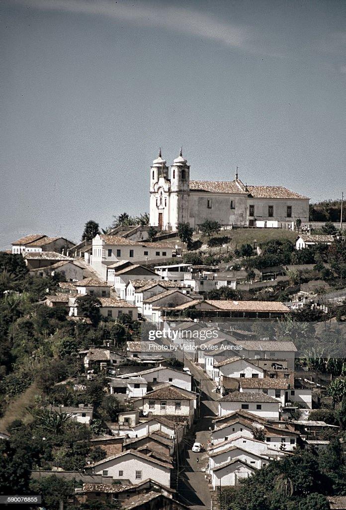 Ouro Preto - Minas Gerais : Stock Photo