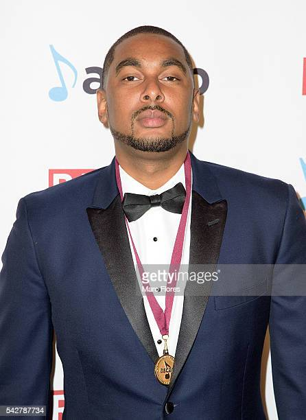 Ousala 'Prestley Snipes' Aleem arrives at the 29th Annual ASCAP Rhythm And Soul Music Awards at the Beverly Wilshire Four Seasons Hotel on June 23,...