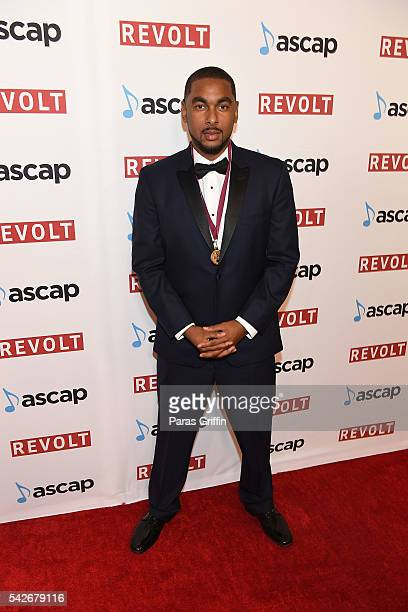 Ousala 'Prestley Snipes' Aleem attends 29th Annual ASCAP Rhythm And Soul Music Awards at the Beverly Wilshire Four Seasons Hotel on June 23, 2016 in...