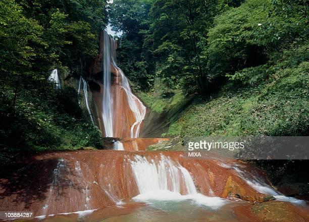 Ousen Waterfall, Kusatsu, Agatsuma, Gunma, Japan