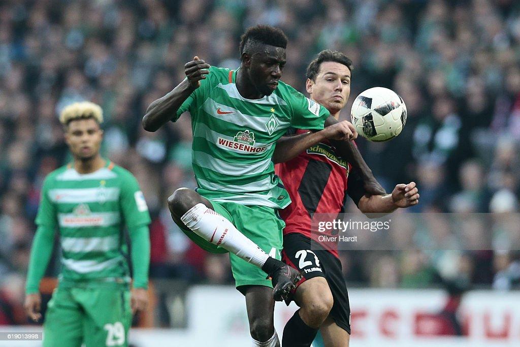 Werder Bremen v SC Freiburg - Bundesliga : News Photo
