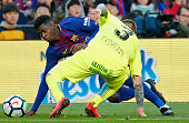 ousmane dembele antunes during match between