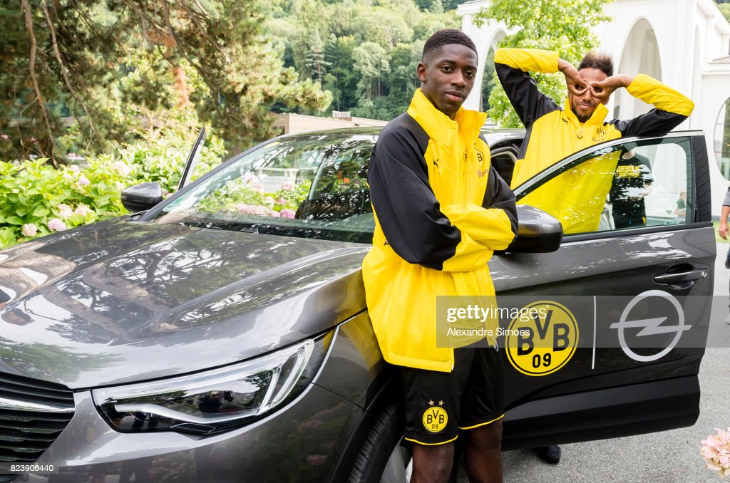 Borussia Dortmund Bad Ragaz Training Camp - Day 2