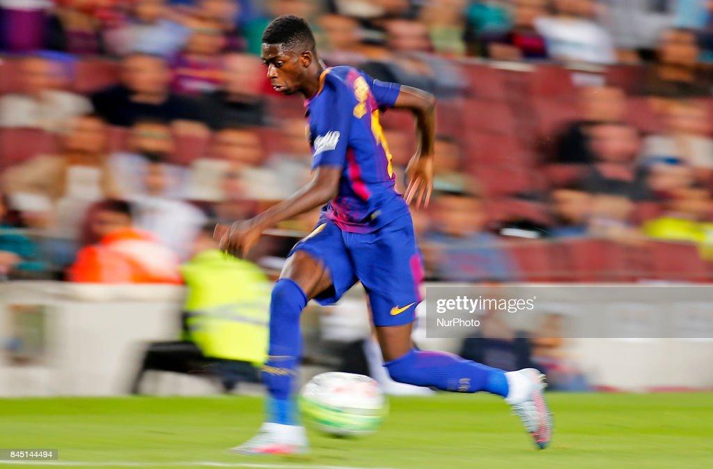 FC Barcelona v RCD Espanyol- La Liga : ニュース写真