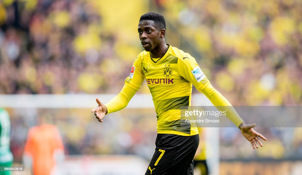 Borussia Dortmund v Werder Bremen - Bundesliga : News Photo