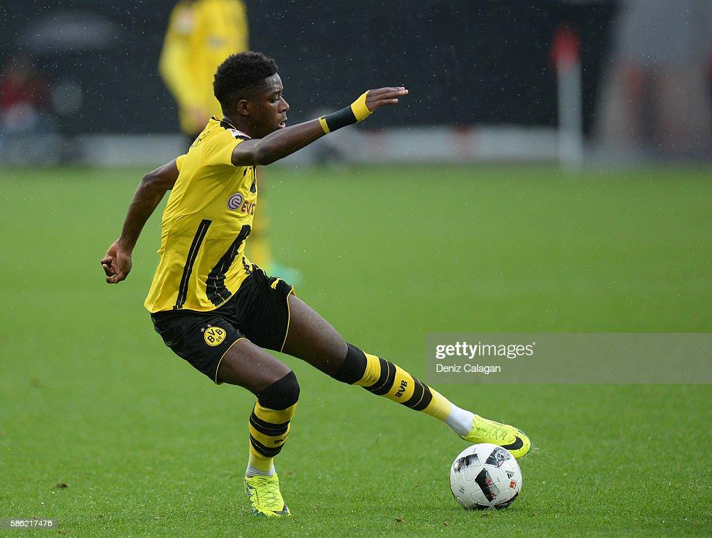 AFC Sunderland  v Borussia Dortmund  - Friendly Match : News Photo