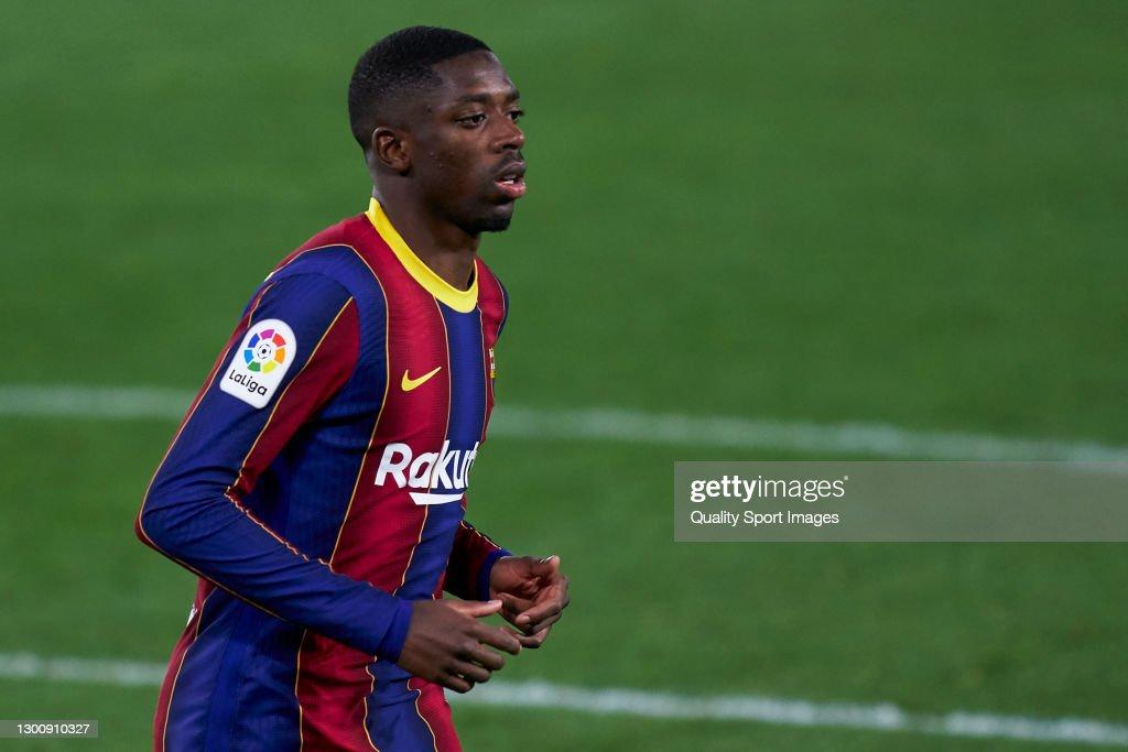 Real Betis v FC Barcelona - La Liga Santander : News Photo