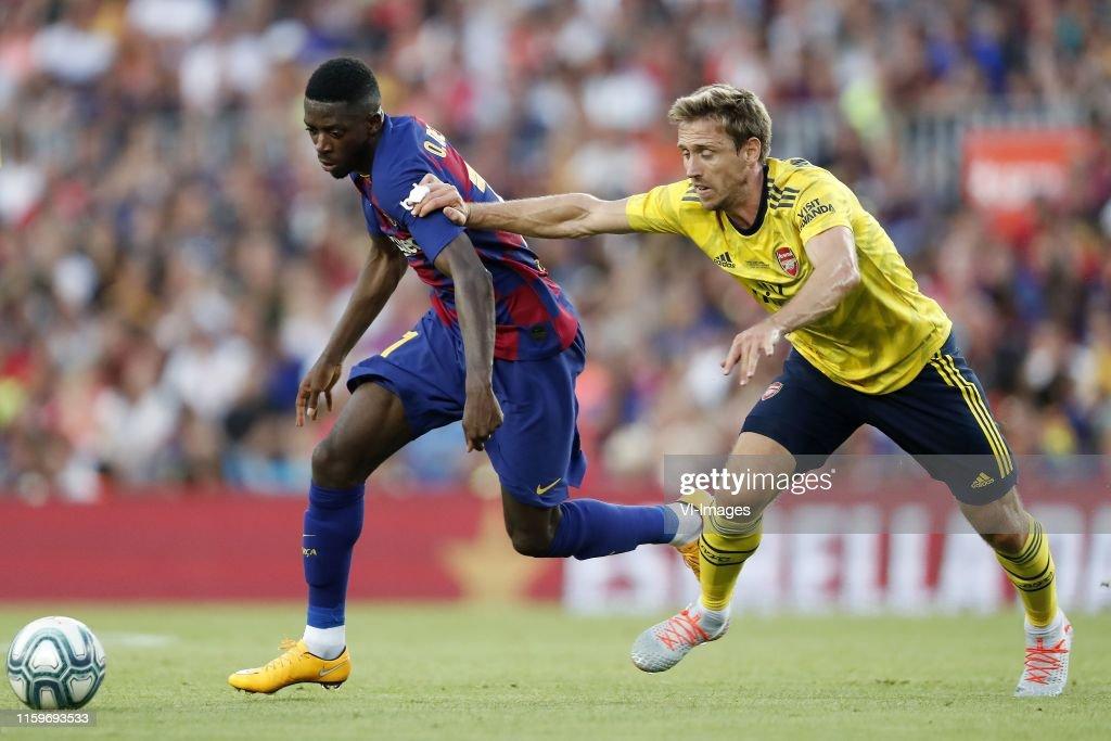 "Pre-Season Friendly""FC Barcelona v Arsenal FC"" : ニュース写真"