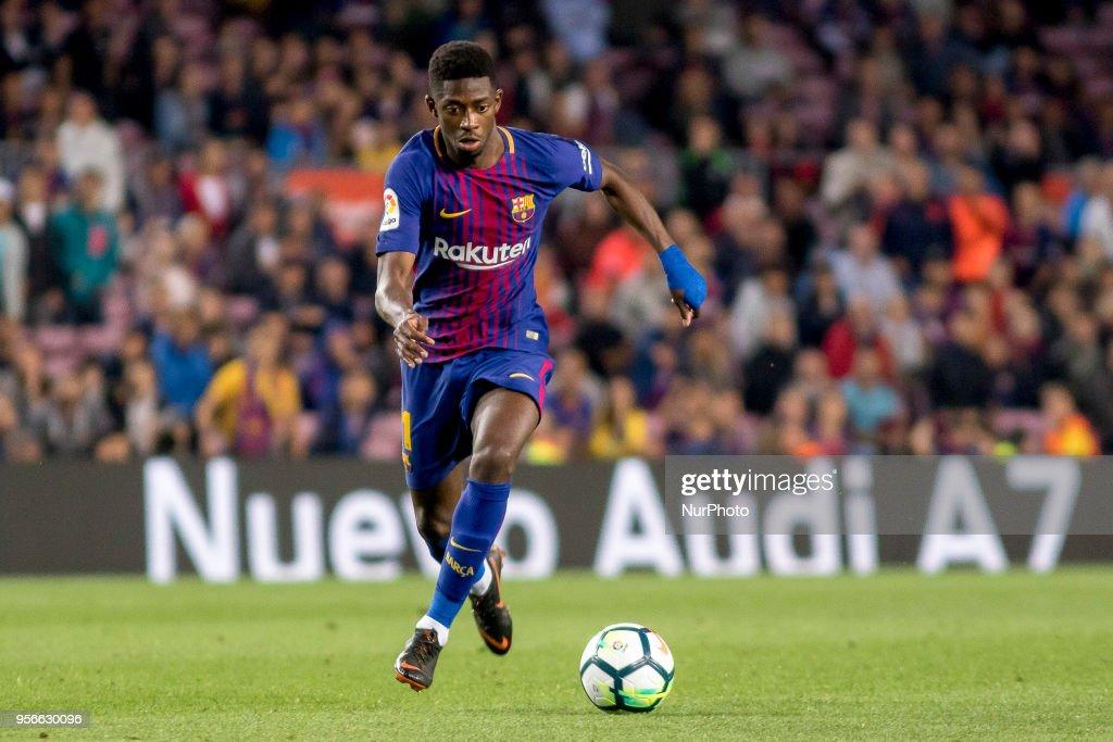 Barcelona v Villarreal - La Liga : ニュース写真