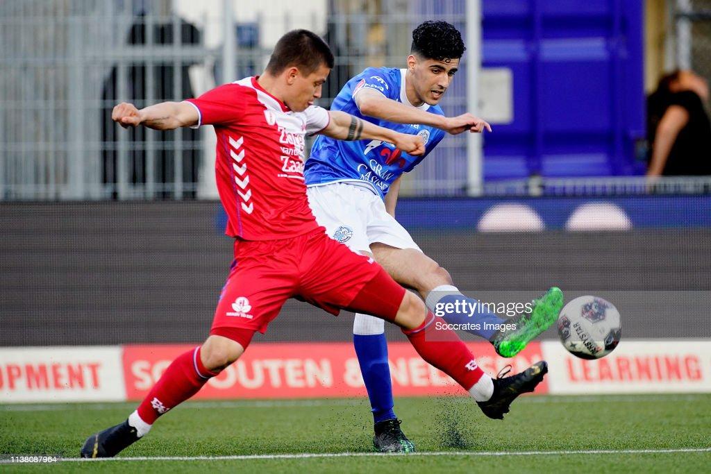 NLD: FC Den Bosch v Jong Utrecht - Jupiler League