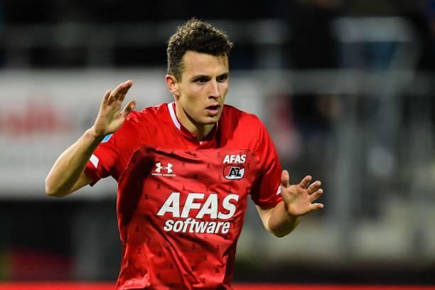 "Dutch Eredivisie""AZ Alkmaar v RKC Waalwijk"""
