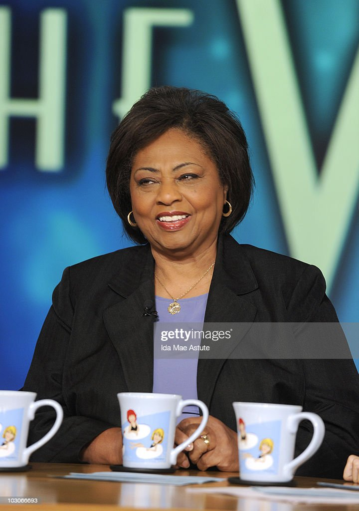 THE VIEW - Ousted Agriculture Department official Shirley Sherrod discusses her controversial resignation on 'THE VIEW,' 7/22/10, (11:00 a.m. - 12:00 noon, ET) airing on the ABC Television Network. VW10 (Photo by Ida Mae Astute/ABC via Getty Images) SHRILEY