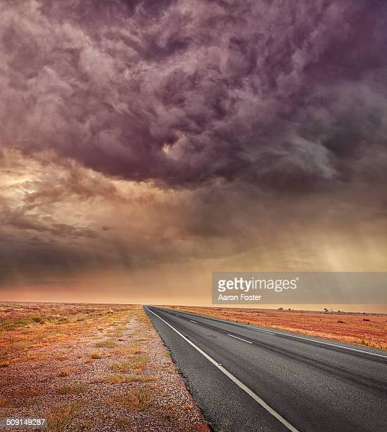 Out back Road