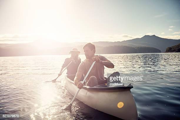 Für eine gemütliche Bootsfahrt