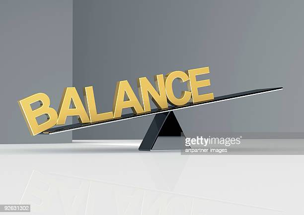 Out of Balance in Business