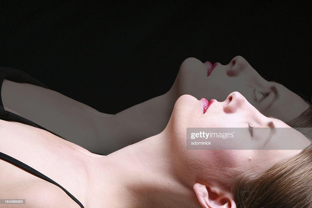 Out Of Body Experience : Stock Photo