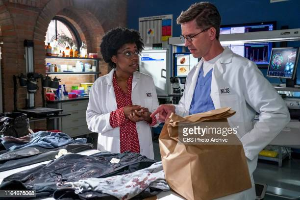 Out of the Darkness Ziva surprises Gibbs with a cryptic warning prompting him to question why she remained underground for years while being presumed...