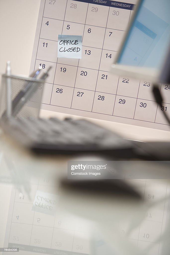 Out of the office : Stockfoto