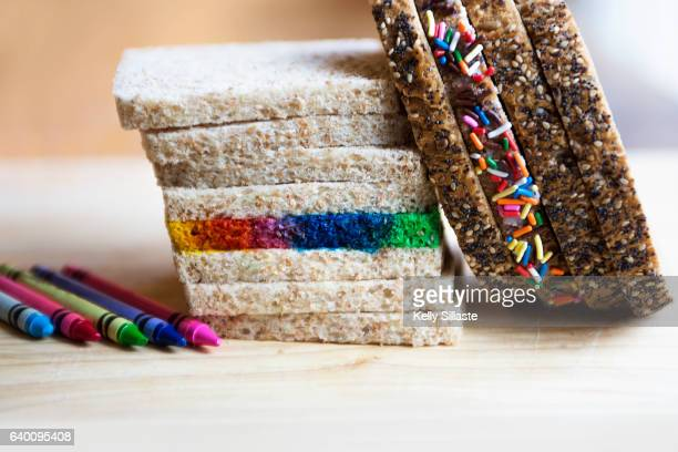 Out of the Ordinary, Colorful Bread