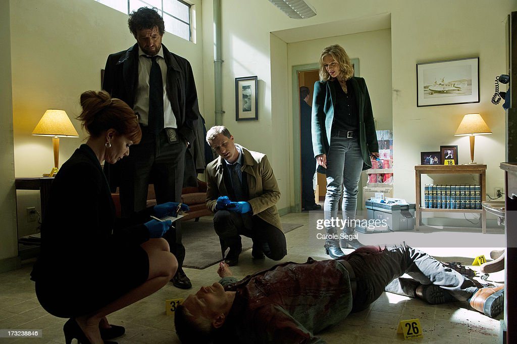 "ABC's ""Motive"" - Season One : News Photo"